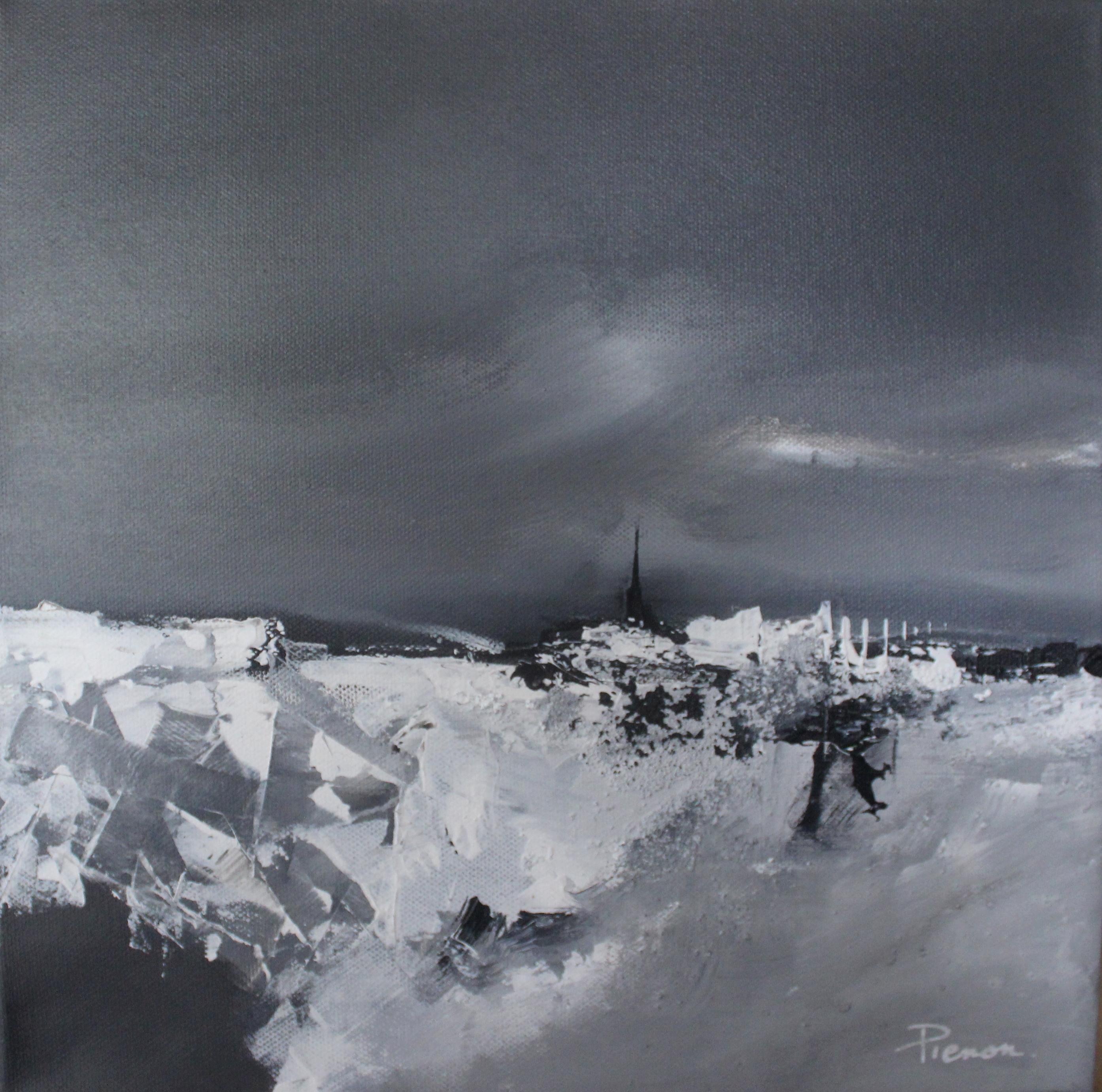 ice city artiste peintre abstrait rennes peinture moderne en bretagne. Black Bedroom Furniture Sets. Home Design Ideas